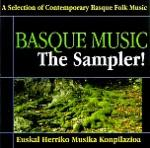 AAVV - Basque Music - The Sampler !