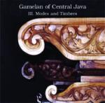 GAMELAN OF CENTRAL JAVA - III. Modes and Timbres