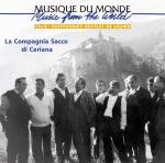 COMPAGNIA SACCO DI CERIANA - Polyphonies vocale de Ligurie
