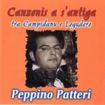 Peppino Patteri - Canzonis a s'antiga