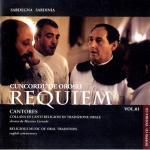 Cuncordu de Orosei - Requiem - volume 1